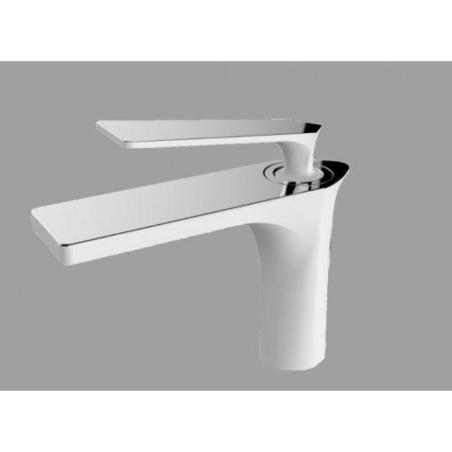 AXEL Design mosdó csaptelep ( króm-fehér)